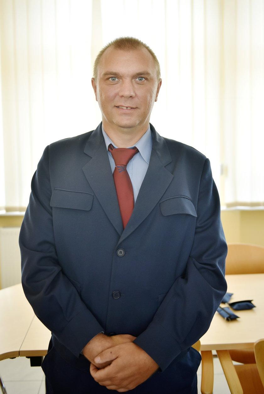 Michał Łuczak, kierowca MPK w Łodzi, bohater