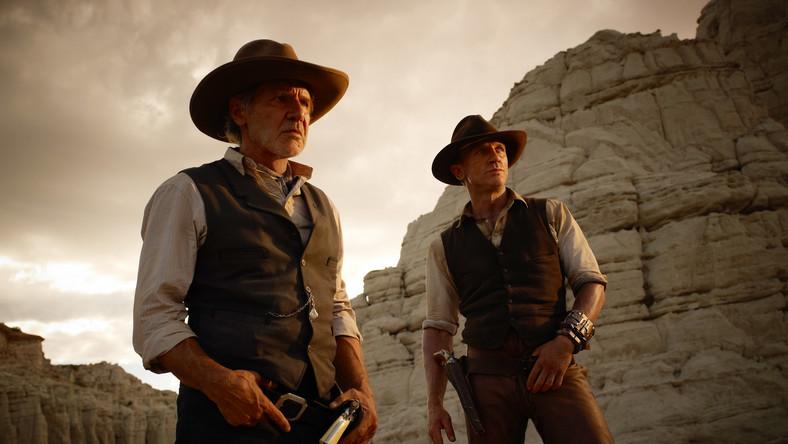 """Daniel Craig w """"Kowbojach i obcych"""""""