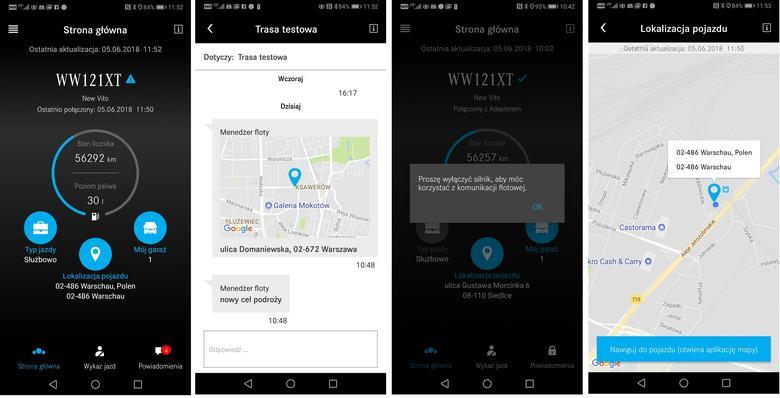 Mercedes Pro Adapter aplikacja