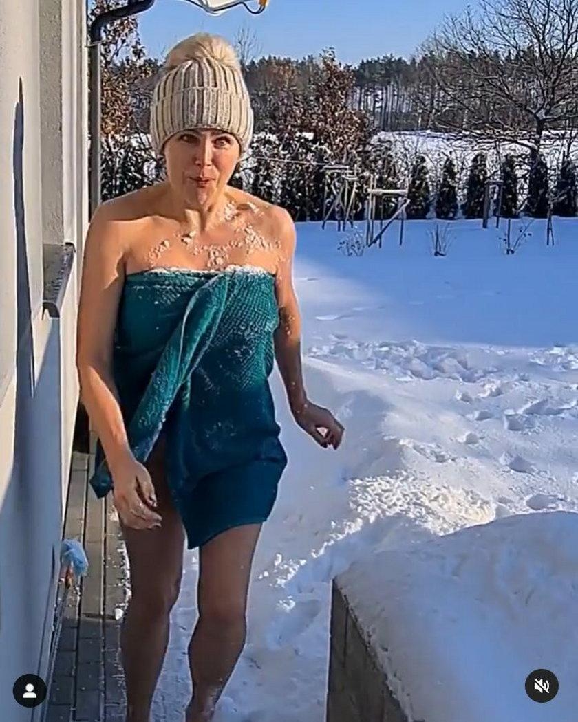 Anna Samusionek o morsowaniu bez majtek: Niech się wstydzi ten, kto widzi