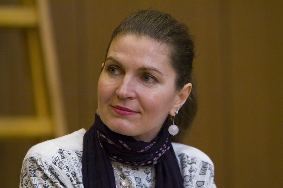 Iwona Katarzyna Pawlak kończy 50 lat! - Kobieta
