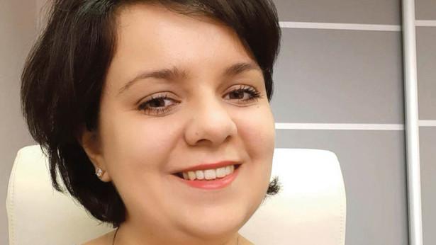 Ewelina Skwarek, właścicielka Biura Rachunkowego w Ulanie-Majoracie