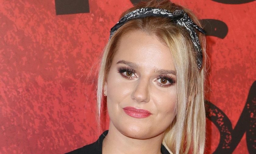 """Zofia Zborowska ogłosiła ciążę, ale aktorka ma także poważne zmartwienie. """"Cholernie smutno"""""""