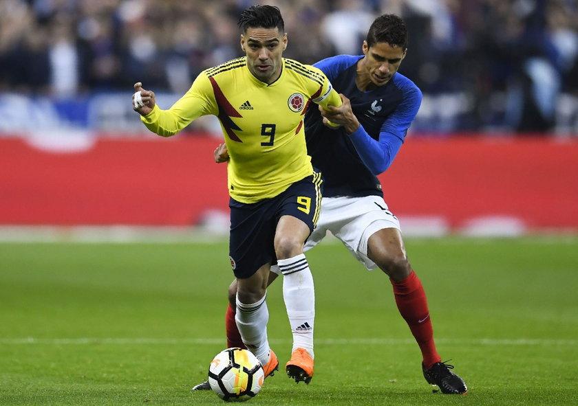 International Friendly - France vs Colombia
