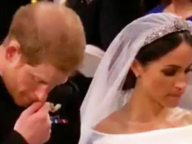 Da se naježiš: Momenat kada se Hari jedva suzdržao da ne zaplače dirnuće vas pravo u srce