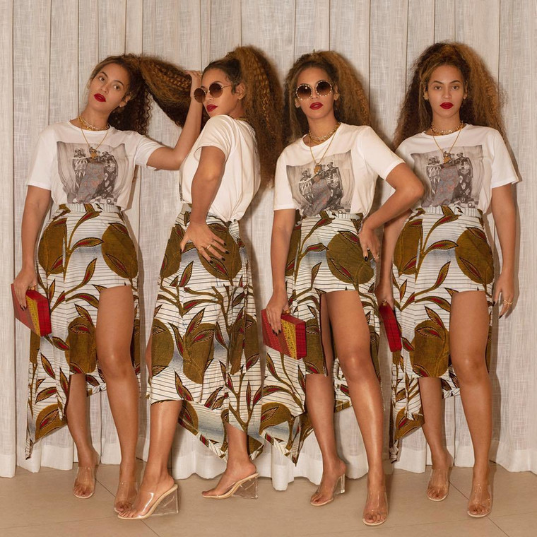 Beyoncé Pays Tribute To African Designers With Stunning Photos