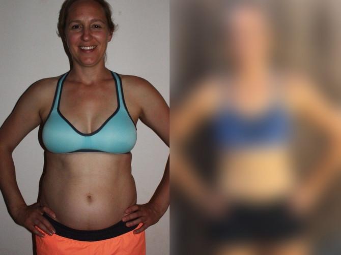 Majka petoro dece objavila fotku POSLE POROĐAJA: Gledaju u njeno telo i NE VERUJU