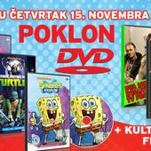 """Samo uz """"Blic"""" na poklon DVD sa animiranim i kultnim domaćim filmovima"""
