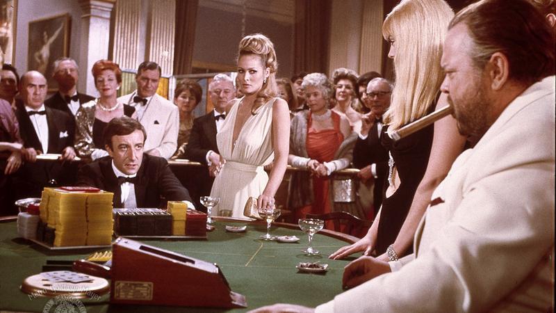"""""""Casino Royale"""" - kadr z filmu"""