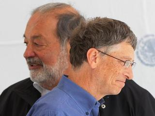 Carlos Slim i Bill Gates