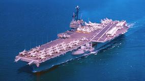 USS Ranger - amerykański lotniskowiec typu Forrestal sprzedany za 1 centa