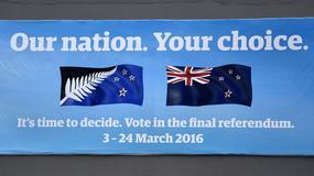 Referendum w sprawie zmiany flagi Nowej Zelandii