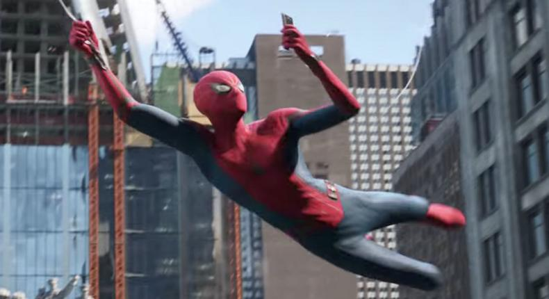 'Spider-Man: Far From Home': passport, check; webs, check