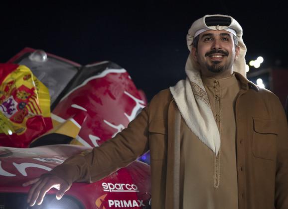 Šeik Mohamed bin Salman, novi vlasnik Njukasl