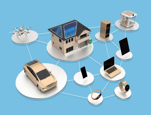 Internet stvari: Opšta povezanost svih elektronskih uređaja