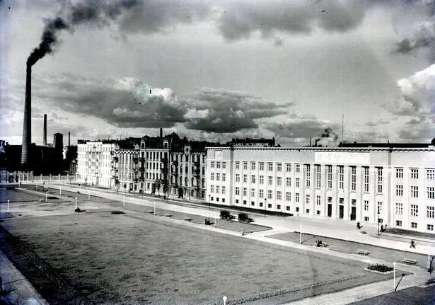 Łódzki Plac gen. Dąbrowskiego (1930)