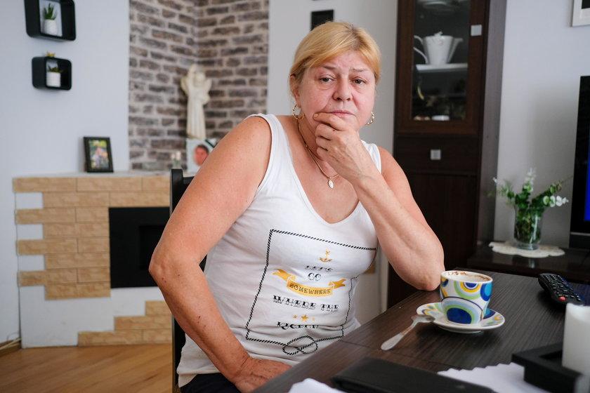 Danuta Leuto, ciotka Mariusza Sz.