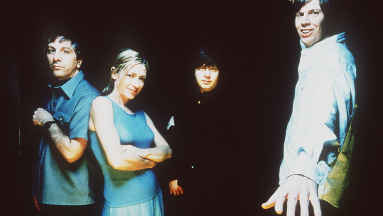 Sonic Youth razem