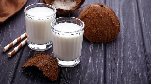 Mleko kokosowe mimo swojej kaloryczności jest bardzo zdrowe