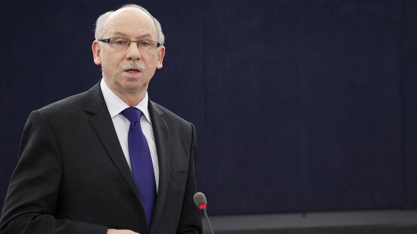 Były komisarz KE Janusz Lewandowski
