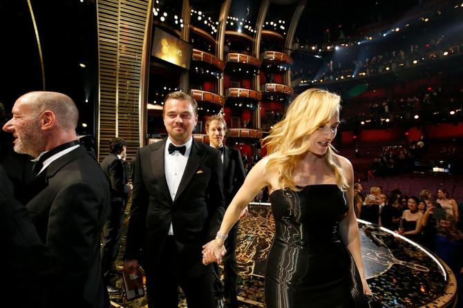 To je taj tandem: Leonardo Dikaprio i Kejt Vinslet