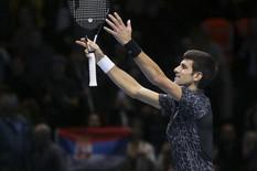 NOLE, SRBINE! Da li ste videli šta je Đoković nosio u polufinalu završnog mastersa? /FOTO/