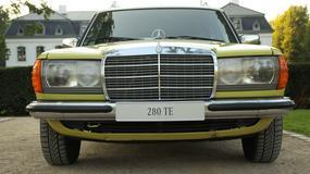 Mercedes 280 TE - początki kombi