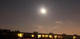 UFO nad Sanokiem?! Niepokojące nagranie z Podkarpacia
