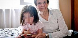 Dramat małej Ines (4l.) Matka zmarła we śnie. Sąd oddał ją ojcu, którego nie zna