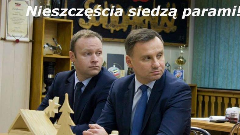 >>> Czytaj także: Rada Polityczna PiS zatwierdziła kandydaturę Andrzeja Dudy na prezydenta.