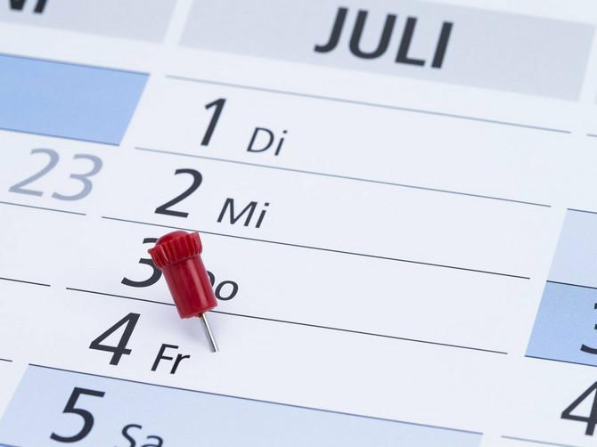 Jedna činjenica o julu nam je SVIMA PROMAKLA: Kad vidite o čemu se radi, LAKNUĆE VAM što se bliži kraj meseca