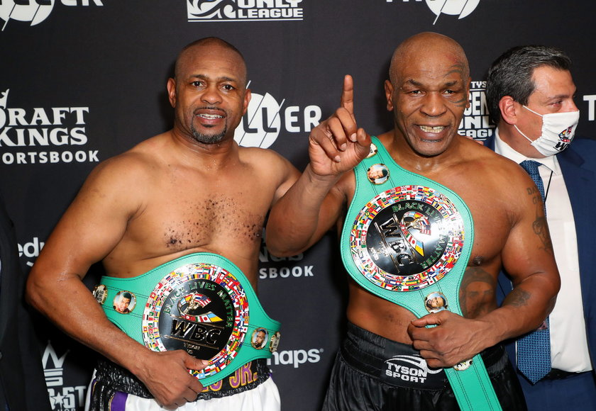 Roy Jones i Mike Tyson