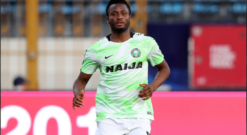 How Mikel Obi tried to get Alex Iwobi dropped from Super Eagles starting XI during AFCON 2019
