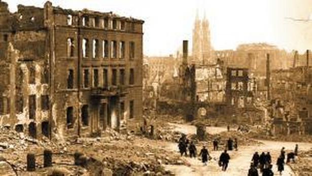 """""""Dziki kontynent. Europa po II wojnie światowej"""""""