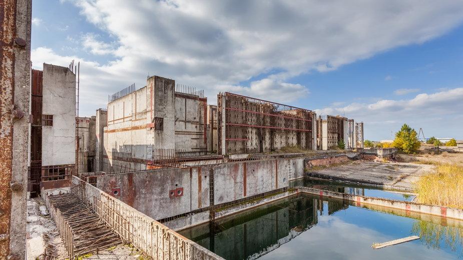 Elektrownia atomowa w Żarnowcu