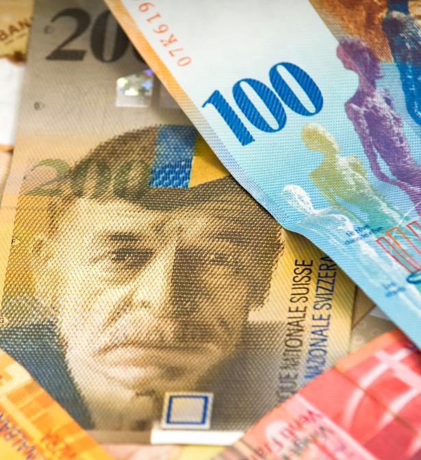 Zmienność kursu franka będzie bardzo duża, twierdzą analitycy