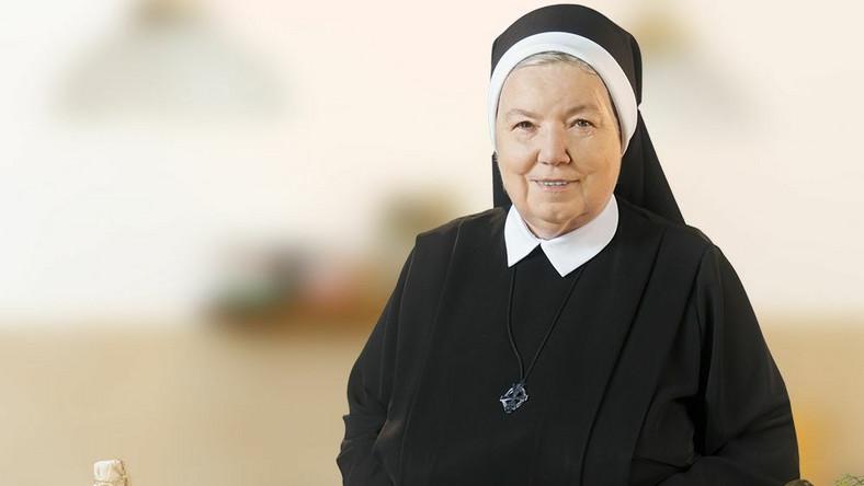 Siostra Anastazja (fot. Dariusz Kobucki/Wydawnictwo WAM)