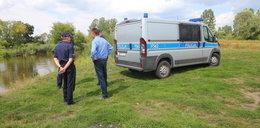Policja patroluje biwaki nad Wartą