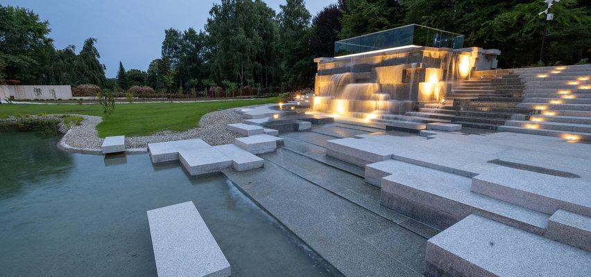 Tak wygląda Ogród Japoński w chorzowskim parku