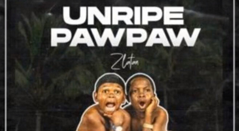 Zlatan releases new single, 'Unripe PawPaw'