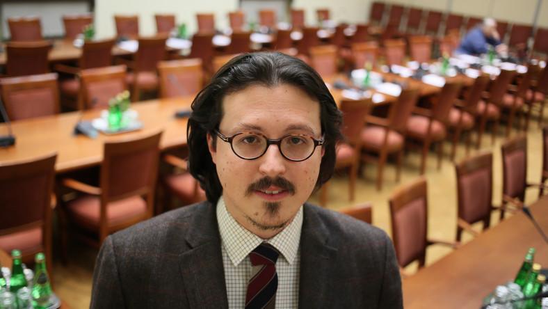 Profesor David Engels