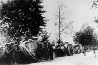 """Rok 1918: Druga bitwa nad Marną miała być dla Niemców """"bitwą o pokój"""""""
