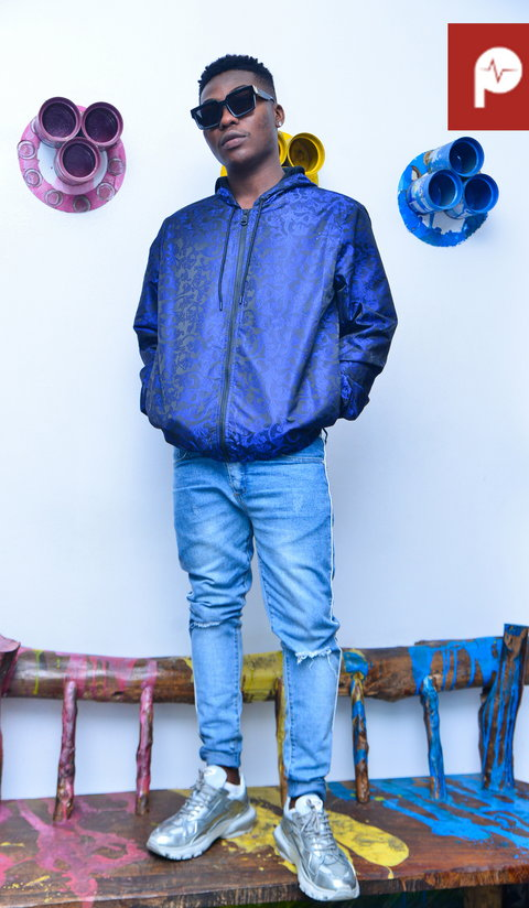 Reekado Banks tells Pulse about his Banks Music. (Pulse Nigeria)