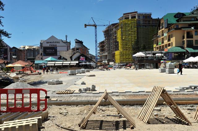 Kraljev trg za Zlatiboru potpuno je rekonstruisan