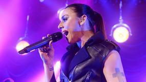 Melanie C na koncercie