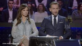 """""""Milionerzy"""": Kinga Rusin i Piotr Kraśko usłyszą pytanie za milion"""
