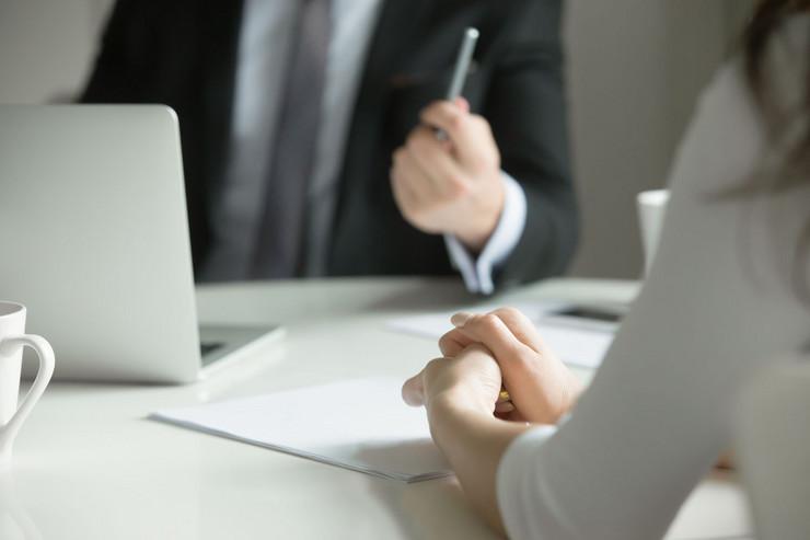 posao intervju razgovor shutterstock 520788688