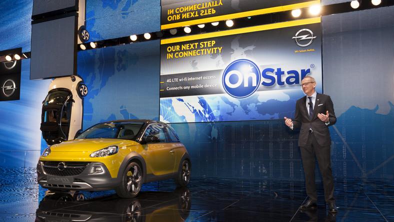 Mary Barra, nowa szefowa General Motors, podczas wizyty w centrali Opla w Russelsheim zapowiedziała, że do 2016 roku koncern zainwestuje 4 miliardy euro w Niemczech i Europie. Zastrzyk finansowy ma przynieść 23 nowe modele i 13 nowych silników. W czasie salonu samochodowego w Genewie producent prezentuje pierwsze efekty świeżej strategii - oto szczegóły…