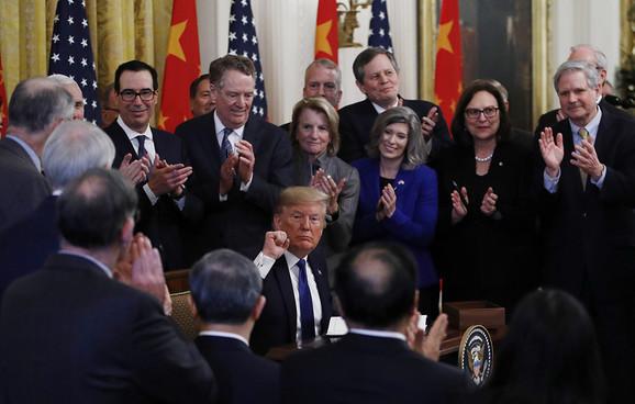 Danas u Beloj kući