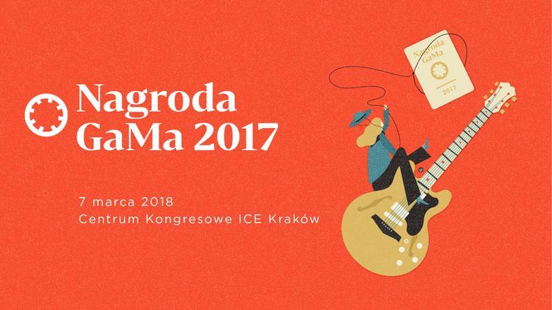 Nagroda GaMa 2017 (fot. Dawid Ryski)